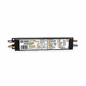 ge lighting electronic ballast t12 ho ls 120 277v 2tnu2 ge 296 ho mv n grainger