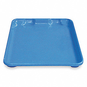 LID,NESTING CONTAINER,BLUE,FOR 4TH0
