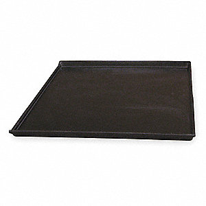 Tray with Drop Sides, ESD