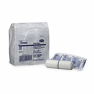 Gauze Wrap, Cotton/Polyester Yarns, PK12