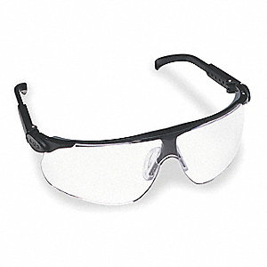 Maxim  Anti-Fog, Scratch-Resistant Safety Glasses, Clear Lens Color