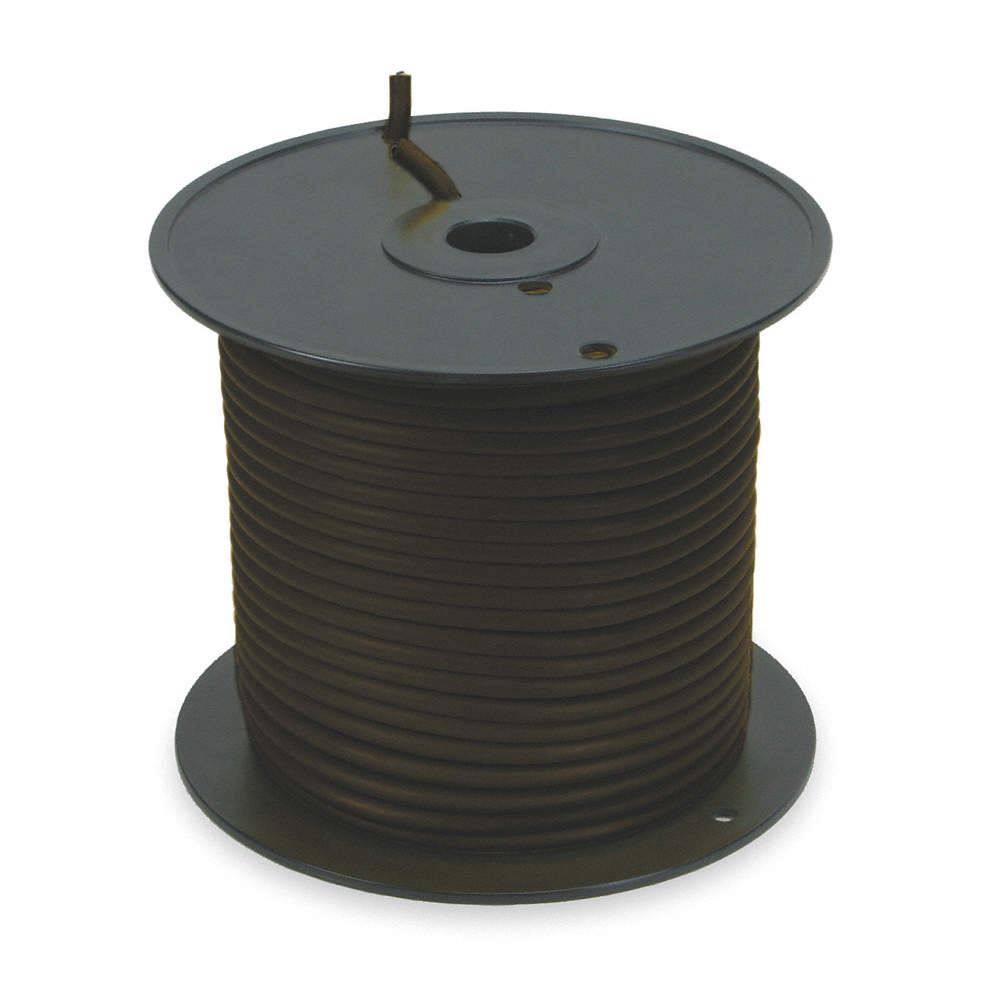 GRAINGER APPROVED 250 ft. Portable Cord; Conductors: 3, Wire Size ...