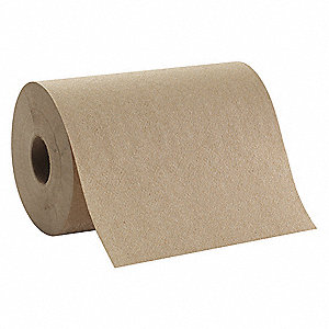 Envision® 350 ft. Hardwound Paper Towel Roll, Brown, 12PK