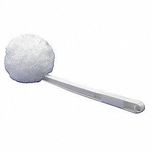 BOWL MOP, , WHITE, PLASTIC
