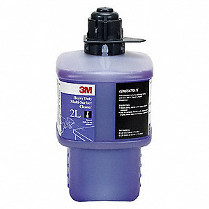 Multi Surface Cleaner,Size 2L,Purple