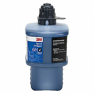 Floor Speed Stripper, For Use With 3M™ Twist 'n Fill™ Chemical Dispenser, 1 EA