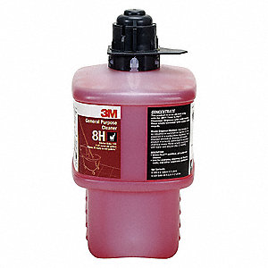 General Purpose Cleaner, For Use With 3M  Twist 'n Fill  Chemical Dispenser, 1 EA