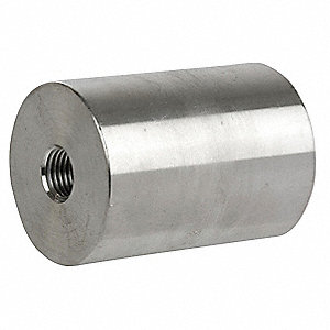 Reducing Coupling,1/4 x 1/8 In,304 SS