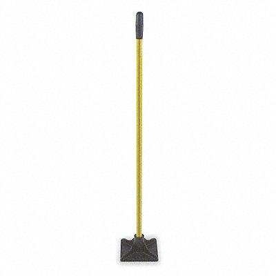 2UE99 - Dirt Tamper 10x10 In Blade 48 In Handle