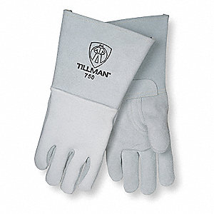 "Welding Gloves,Stick,16-1/2"",L,PR"
