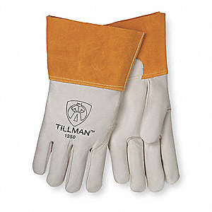 WELDING GLOVES,MIG,S,12 IN. L,WING,