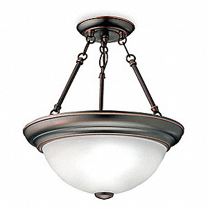 Light Fixture,36W,120V,Black Bronze