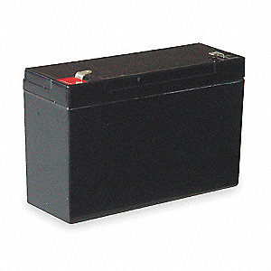 Flame Retardant ABS Battery, Voltage 6, Battery Capacity 8.5Ah, Faston Terminal Type