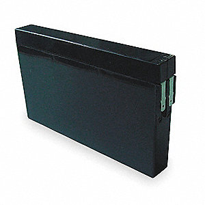 ABS Battery, Voltage 12, Battery Capacity 2Ah, Faston Terminal Type