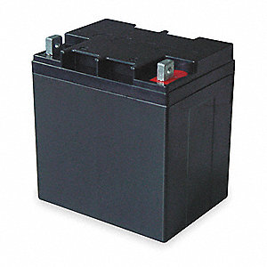 Flame Retardant ABS Battery, Voltage 12, Battery Capacity 28Ah, Threaded Receptacle Terminal Type