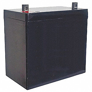 ABS Battery, Voltage 12, Battery Capacity 55Ah, Bolt Terminal Type