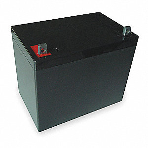 ABS Battery, Voltage 12, Battery Capacity 75Ah, Bolt Terminal Type