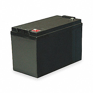 ABS Battery, Voltage 12, Battery Capacity 100Ah, Bolt Terminal Type
