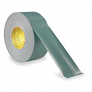 "60 yd. x 3"" Polyethylene Over Cloth Scrim Duct Tape, Slate Blue"