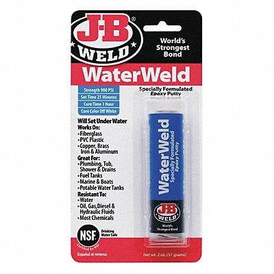 2UV86 - Epoxy Adhesive Underwater 2 oz Stick