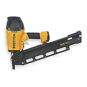 Plastic Air Framing Nailer, Yellow