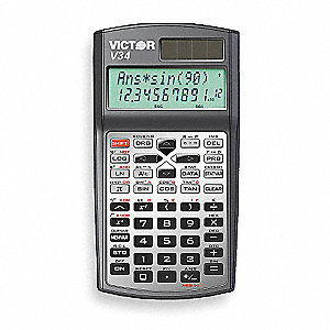 Scientific Calculator,2 Line Scrolling