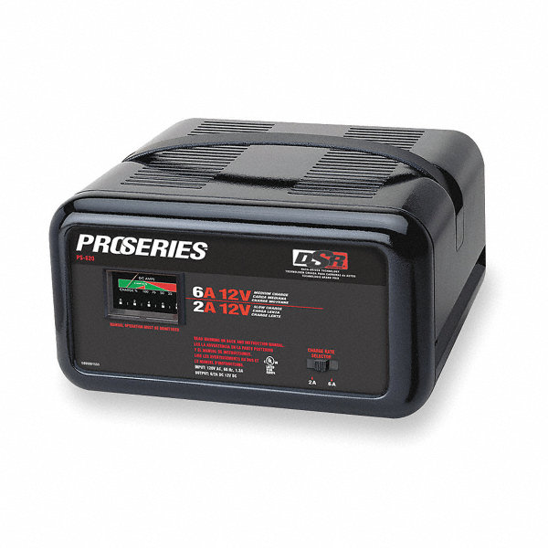 Dsr Proseries Battery Charger 120vac 6 2a 2uxd6 Ps 620