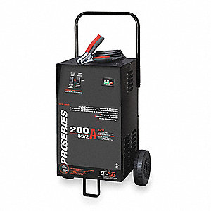 Battery Charger,120VAC,35/2A
