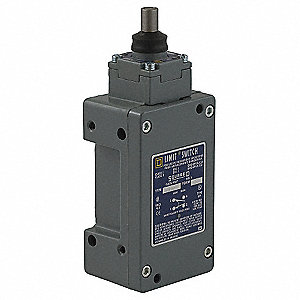 Wobble Stick Hazardous Location Limit Switch&#x3b; Location: Top, Contact Form: 1NC/1NO, Vertical Movemen