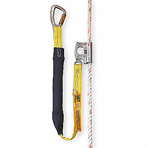 Static Rope Adjuster,Yellow,36 In. L