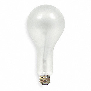 177/200 Watts Incandescent Lamp, PS30, Medium Screw (E26), 3240/2495 Lumens