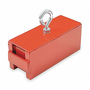 Lifting Retrieving Magnet,225 lb. Pull