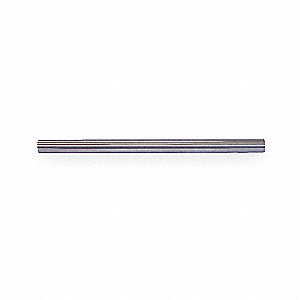 Horizontal Rail, 3 Ft, Mirror Chrome
