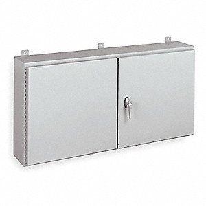 "36.00"" x 48.00"" x 12.00"" Carbon Steel Enclosure"