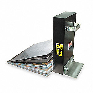 "Magnetic Sheet Separator, 7 to 12 ga., Overall Width 8-5/16"", Overall Height 12-1/4"""