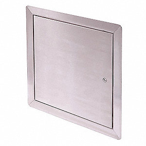 Access Door,Standard,Stainless,10x10In