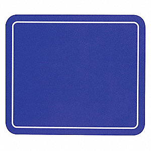 Mouse Pad,Blue,Standard