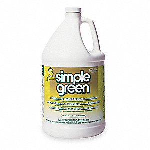 Lemon Cleaner Degreaser, 1 gal. Bottle