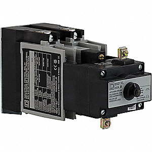 4NO Latching NEMA Control Relay, 10A, 480VAC, Panel Mounting