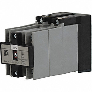 8NO NEMA Control Relay, 10A, 240VAC, Panel Mounting