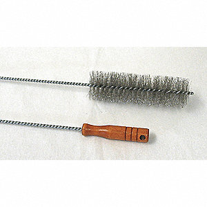 Furnace Boiler Brush,OAL 48 In