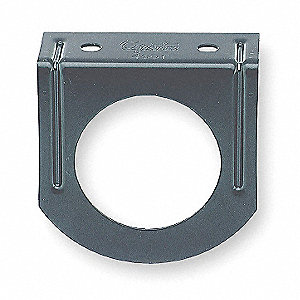 Flange,Steel,Clearance Marker,3 In