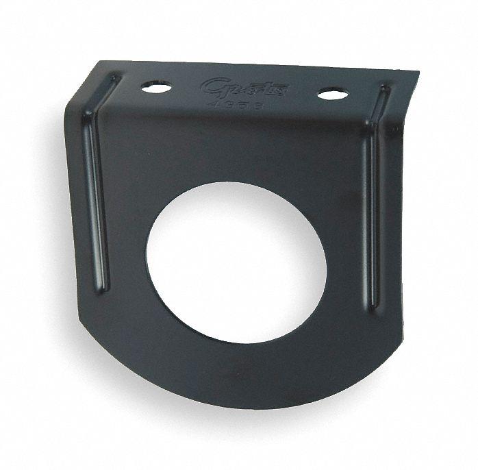Details about  /GRAINGER APPROVED 1701000 Mounting Bracket,15 in L,Steel,Black