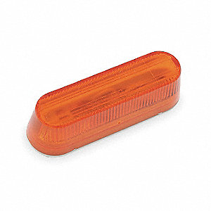 Clearance Marker Lamp,FMVSS P2,Oval