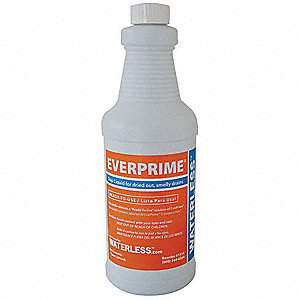 1 qt. Drain Sealing Liquid For Use With Waterless Urinals
