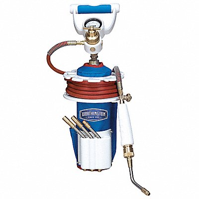 2VU54 - Air/Acetylene Kit With 3/16  3/8 In Tip