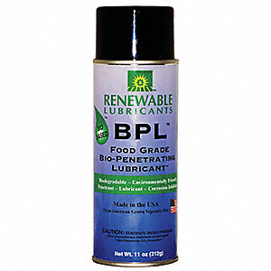 Biodegradable, Biobased, Food Grade, Corrosion Inhibitor, 16 oz. Container Size, 10 oz. Net Weight