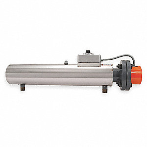 Circulation Heater,64 In. L