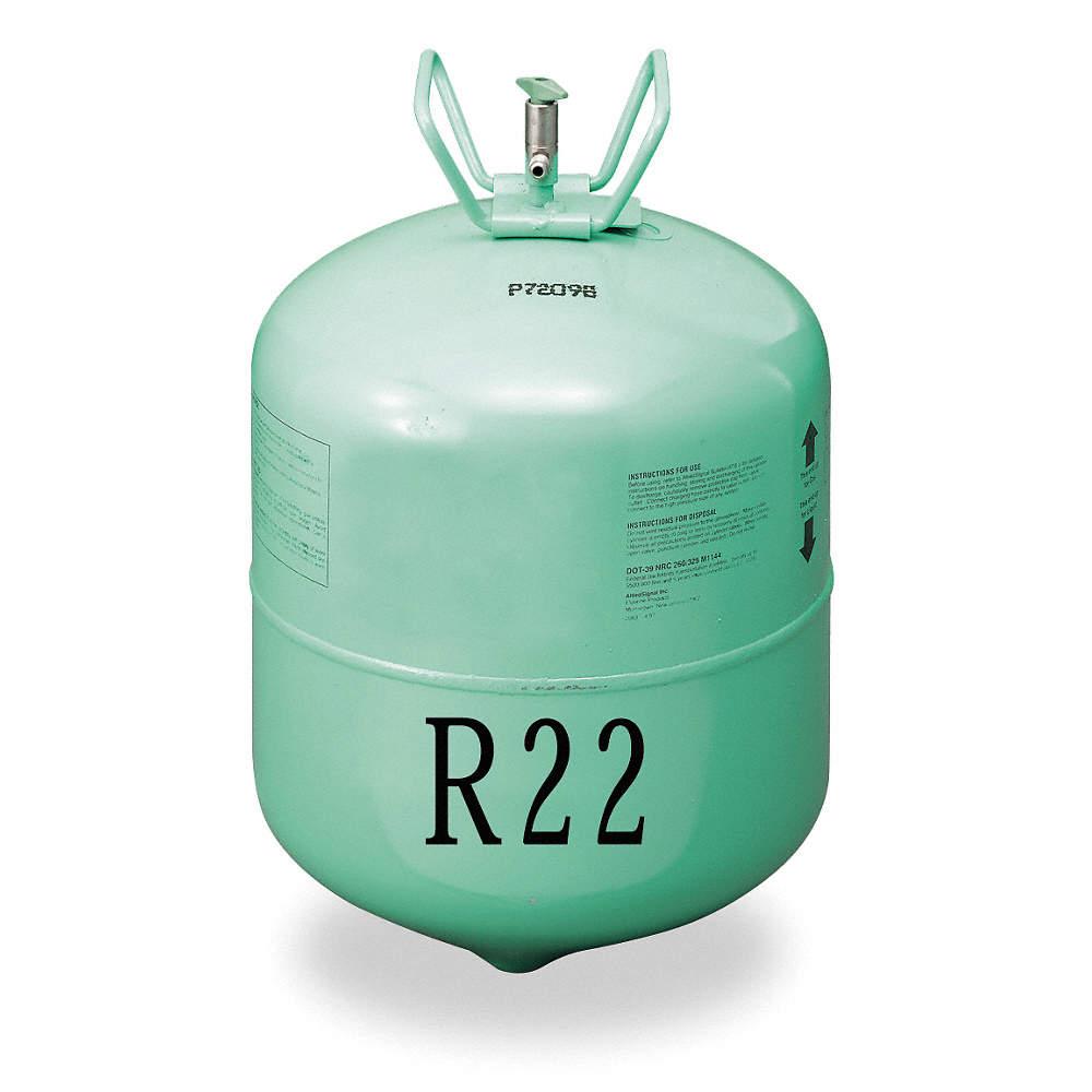 FORANE R-22 Refrigerant, 50 lb  Cylinder - 2W199|R-22 - Grainger