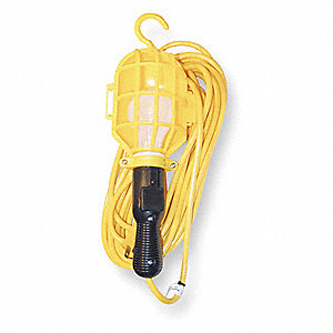Hand Lamp,Incandescent,120V,75W Max